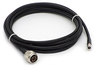 SMA RP Plug to N-male Cable (3m RF-5)