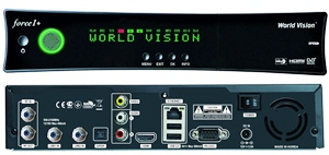 WORLD VISION FORCE1+
